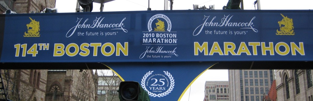 Cruisers' Road Trip… The 2010 BAA 5K