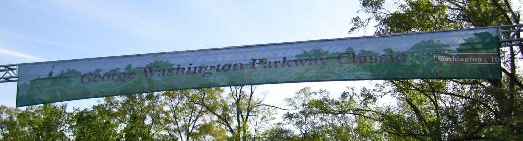 2013 George Washington Parkway Classic Ten Mile Run Race Recap