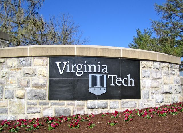 Virginia Tech 3.2-Mile Run in Remembrance