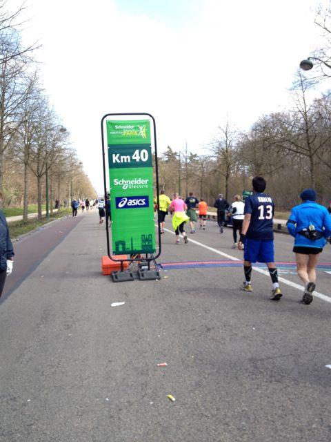 Vive Les Coureurs!  Paris Marathon Recap, Part 2