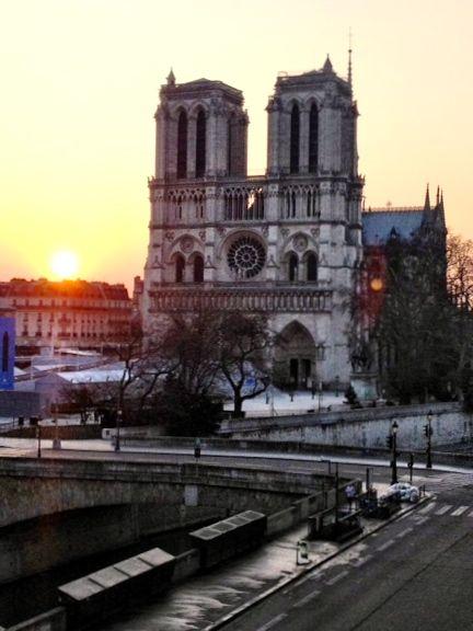 Beth's Paris Marathon Recap, Part 1