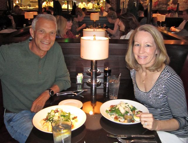 Lunch With My Coach, Mentor, and Friend