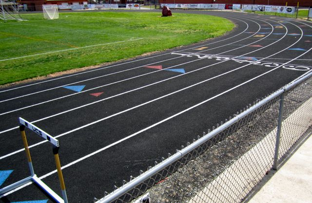 Track Repeats:  Love to Hate Speed Work
