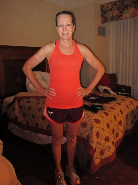 2013 Hokie Half Marathon Race Recap