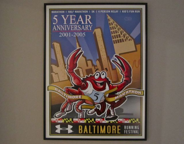 BaltimoreMarathonPoster