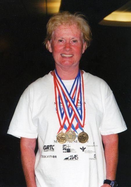 Gold Medalist!