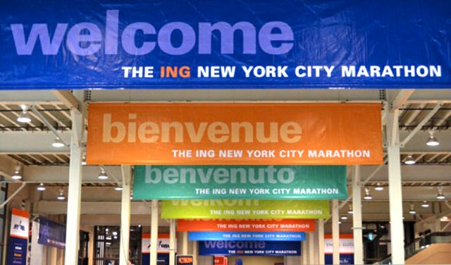 New York City Marathon Race Recap
