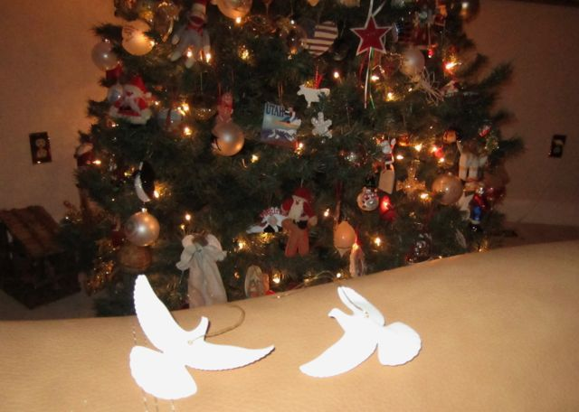 ChristmasDoveOrnaments