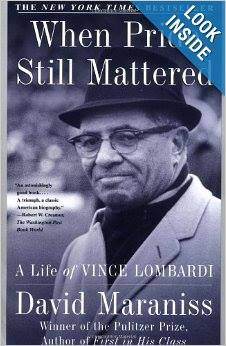 When Bill's Mom Played For Vince Lombardi