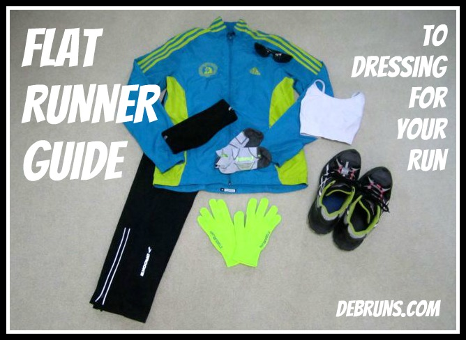 A Flat Runner Guide To Dressing For Your Run