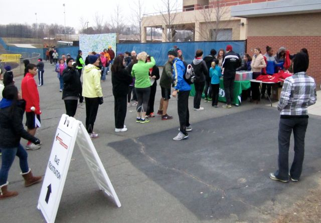 Run Your Heart Out 5K Race Recap