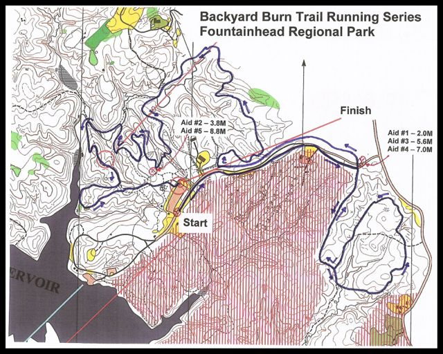EX2Adventures SBYB Ten Mile Trail Run At Fountainhead Park Recap