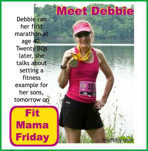 It's Fit Mama Friday On Fine Fit Day
