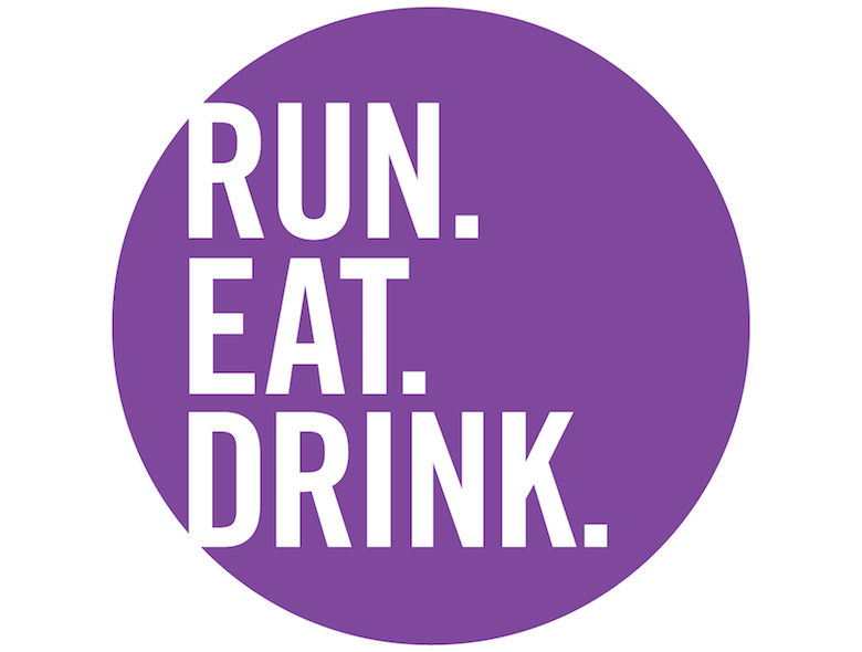 Run. Eat. Drink.