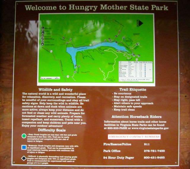 HungryMotherSign