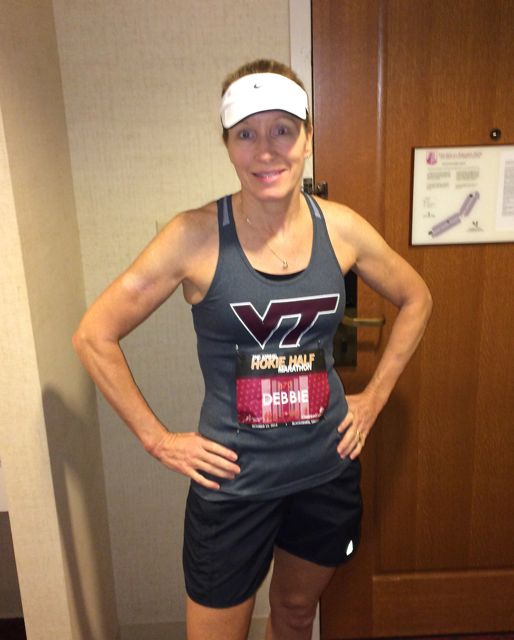 2014 Hokie Half Marathon Race Recap