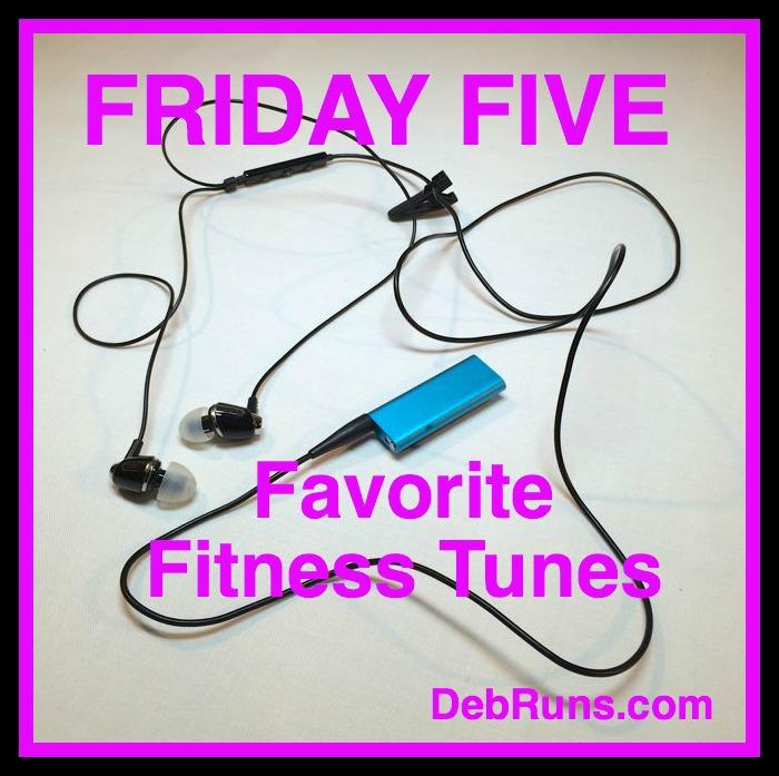 FridayFiveFavoriteTunes