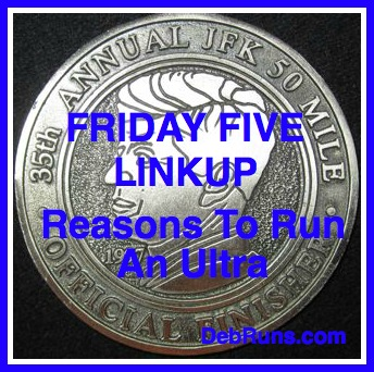 Five Reasons To Run An Ultra