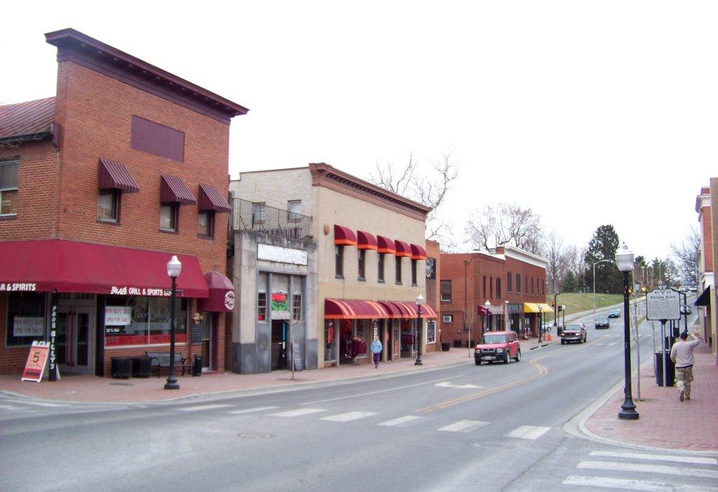 DowntownBlacksburg