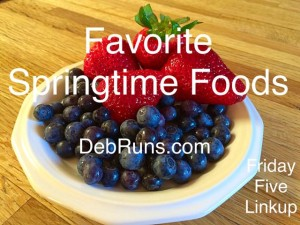 Spring – The Time For Lighter Foods!