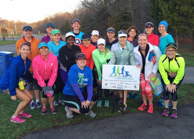 Algonkian Regional Park Trail Run