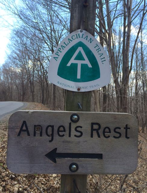 Running The Appalachian Trail To Angel's Rest
