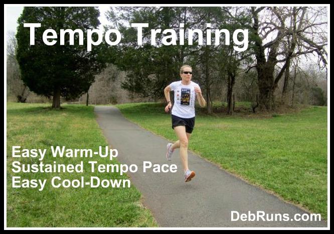 Time For A Tempo Run