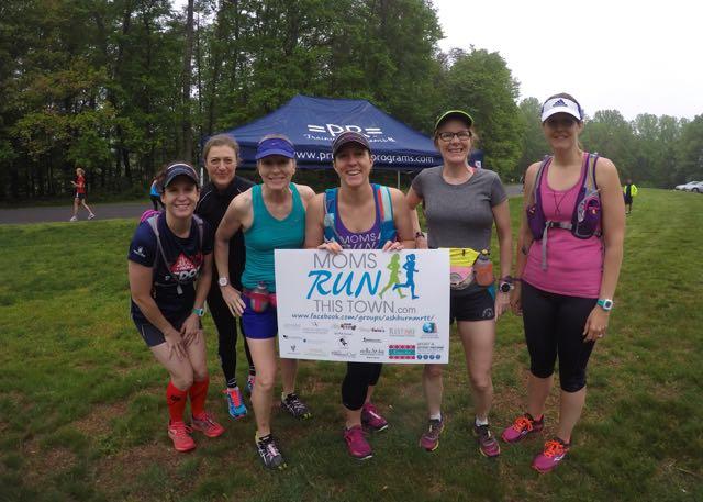 Burke Lake Trail Run