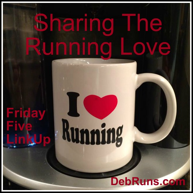 Sharing The Love – Running, That Is