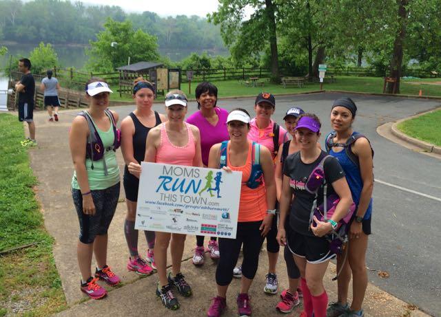 Riverbend Park Trail Run Along The Potomac River