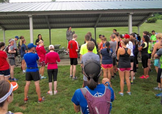 Lake Fairfax Trail Run