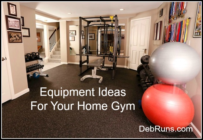Equipment Ideas For Your Home Or Office Gym