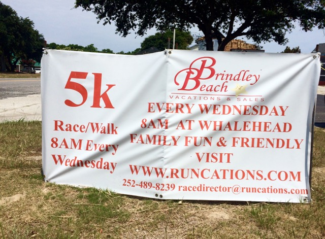 2015 Outer Banks Lighthouse 5K Race Recap