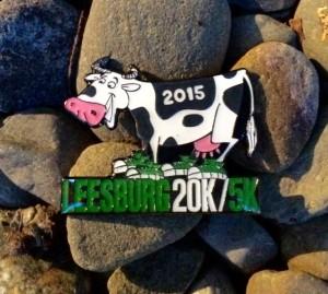 2015 Leesburg 20K Race Recap