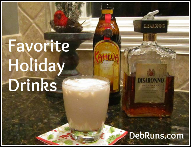 Five Favorite Holiday Drinks