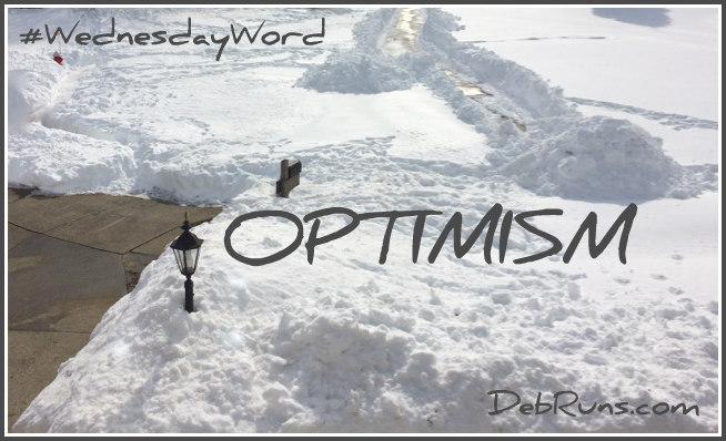 Showing Optimism Despite Being Stuck