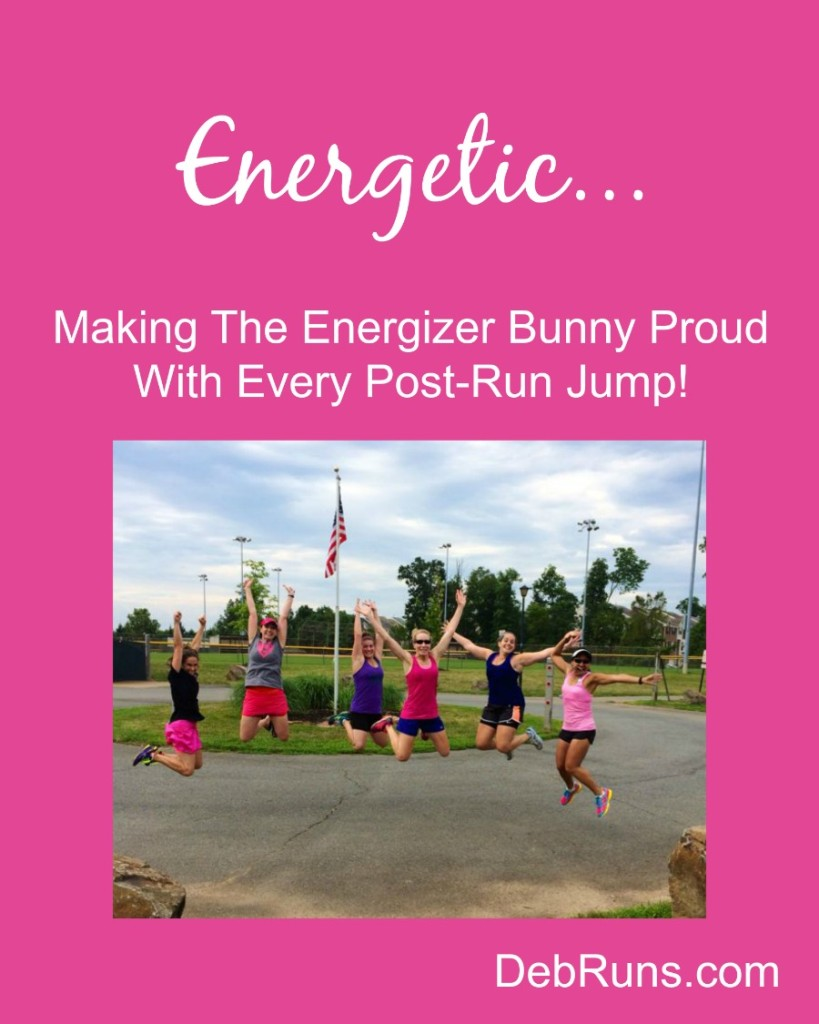 Making The Energizer Bunny Proud