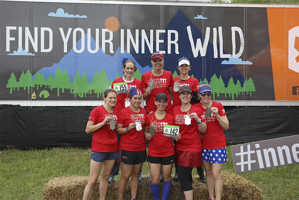 A Team Of Ultra Cool Runners