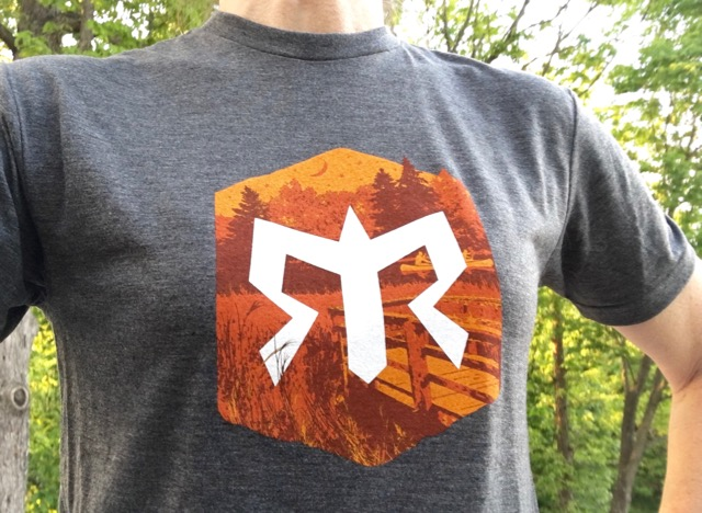 Ragnar's Unisex Versus Women's Cut Race Shirts