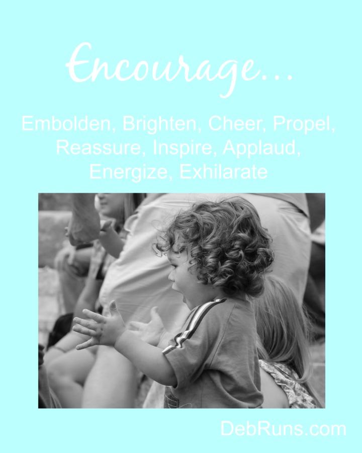 Born To Encourage
