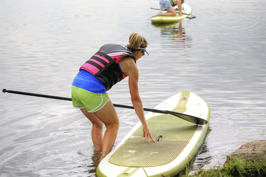 SUP? Paddleboarding, That's What!