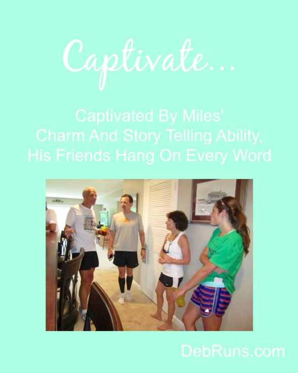 Captivated By Charm And Storytelling Abilities