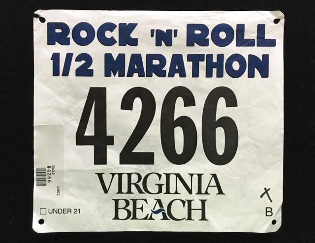 Rock N Roll Virginia Beach  Results