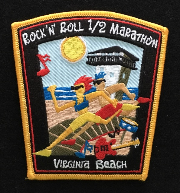 2002 Rock 'N' Roll Virginia Beach Half Marathon