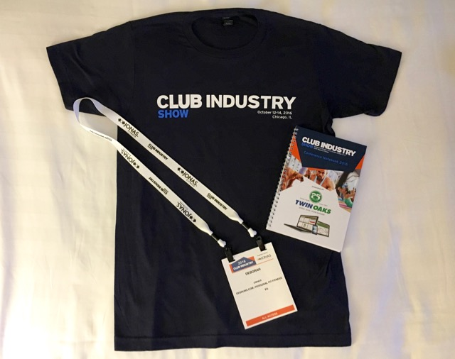 Hanging Out With A Bunch Of Fitness Professionals – Club Industry Show Recap
