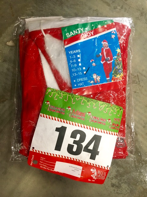 2016 Jingle Bell Jog 5K Race Recap