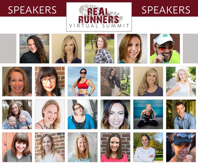 Coming Soon: Real Runners Virtual Summit