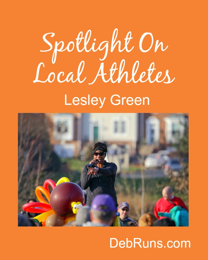 A Race Director's Life – Meet Lesley Green