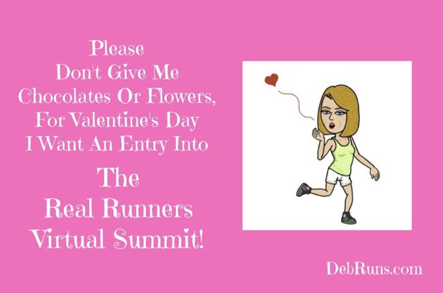 The Perfect Valentine's Day Gift: A Free Entry Into The Real Runners Virtual Summit