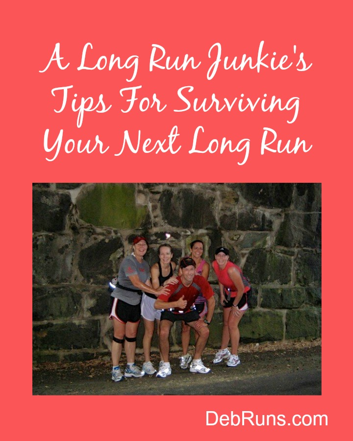 A Long Run Junkie's Tips For Surviving Your Next Long Run